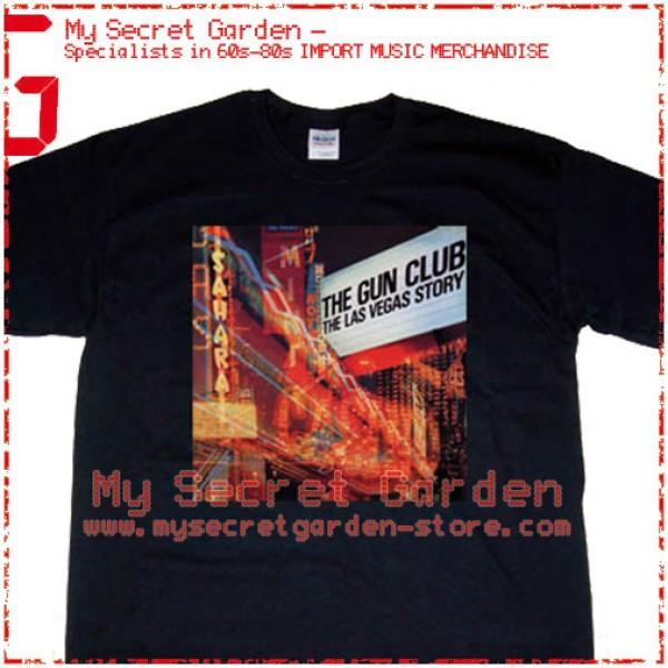 The Gun Club The Las Vegas Story T Shirt