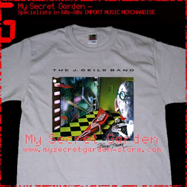 J. Geils Band - Freeze Frame T Shirt