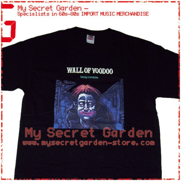 Wall Of Voodoo - Seven Days In Sammystown T Shirt