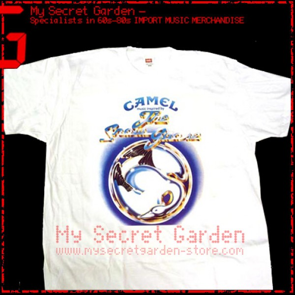 Camel - The Snow Goose T Shirt