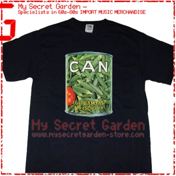 Can - Ege Bamyasi T Shirt