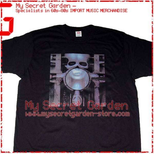 Emerson, Lake And Palmer - Brain Salad Surgery T Shirt