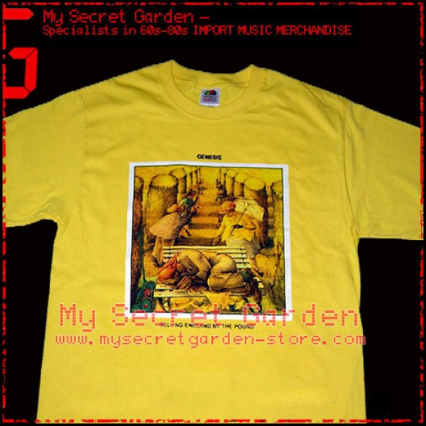 Genesis - Selling England By The Pound T Shirt