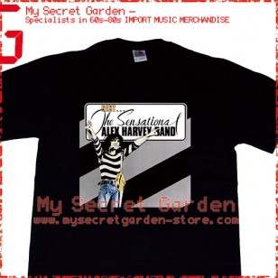 The Sensational Alex Harvey Band ‎- Next T Shirt