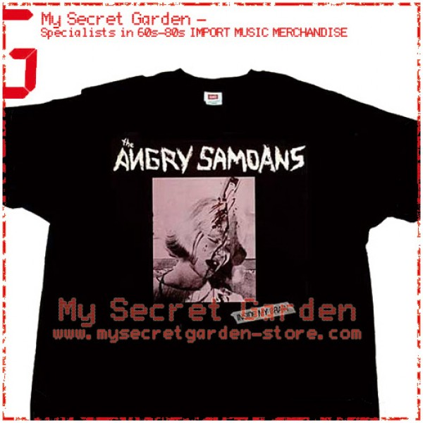 Angry Samoans - Inside My Brain T Shirt