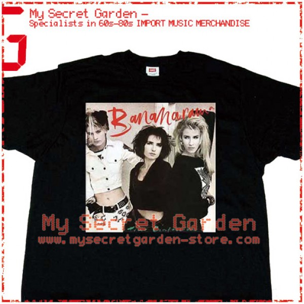 Bananarama - True Confessions T Shirt