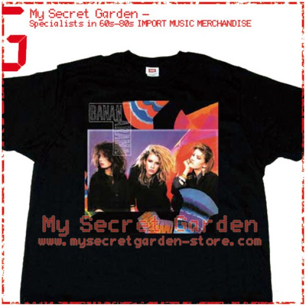 Bananarama - 1984 Same Title Album T Shirt