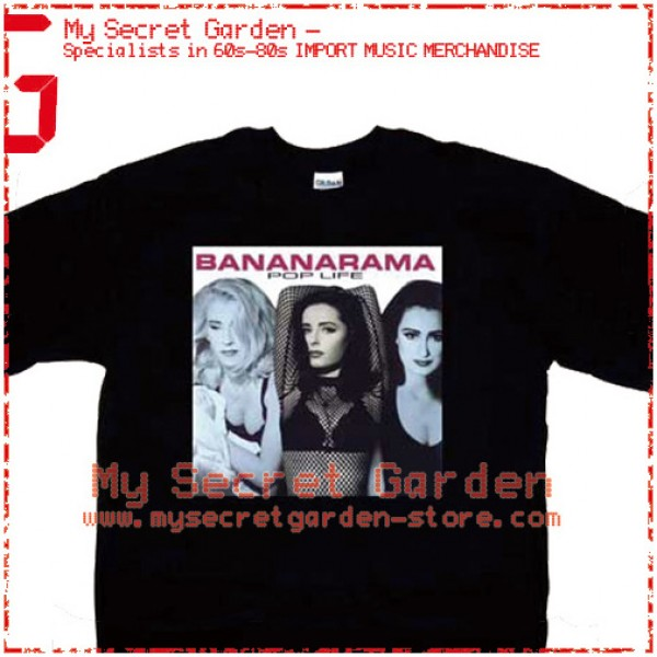 Bananarama - Pop Life T Shirt