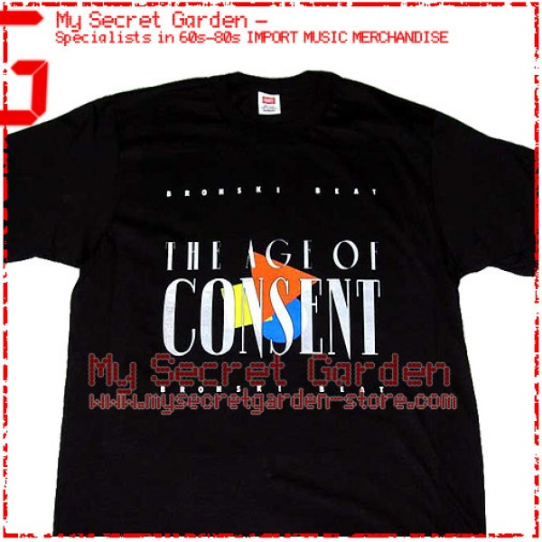 Bronski Beat - The Age Of Consent T Shirt