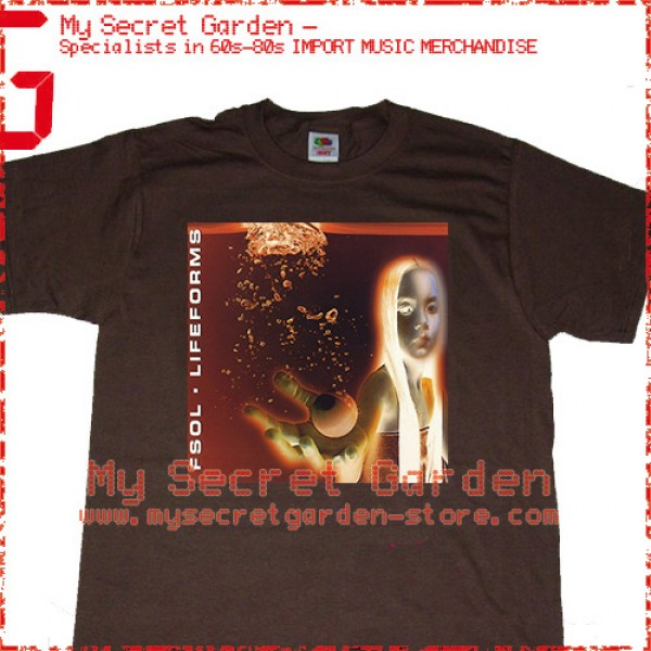 The Future Sound Of London - Lifeforms T Shirt