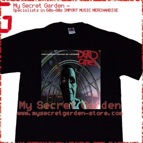 The Future Sound Of London ‎- Dead Cities T Shirt