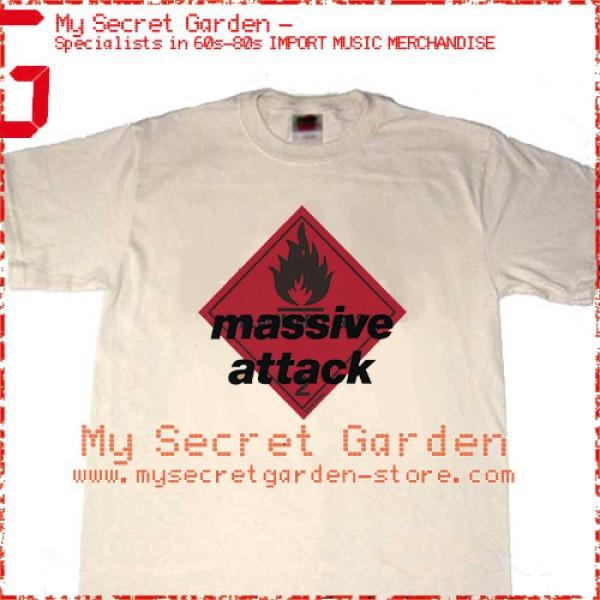 f86df1695 Massive Attack - Blue Lines T Shirt