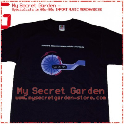 03430ab68 The Orb - Adventures Beyond The Ultraworld T Shirt