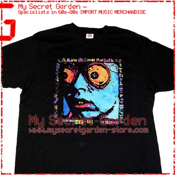 Alien Sex Fiend - Acid Bath T Shirt