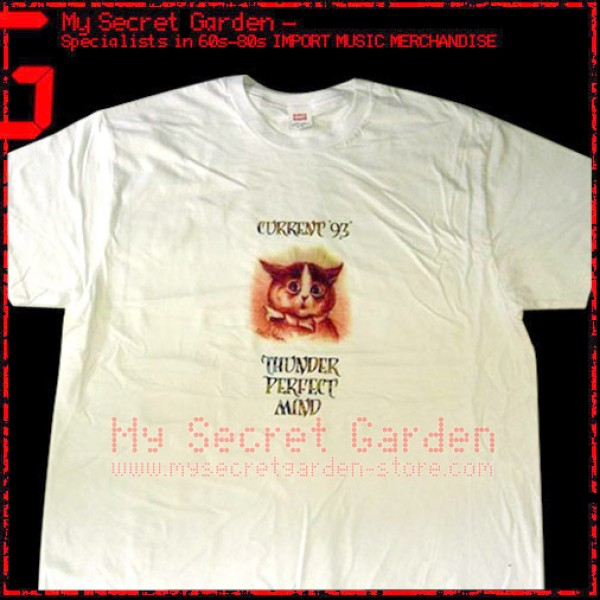 Current 93 - Thunder Perfect Mind T Shirt