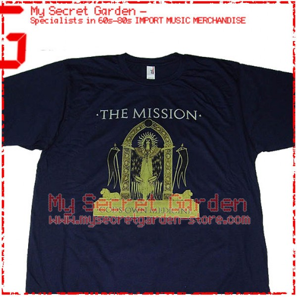 The Mission - Gods Own Medicine T Shirt