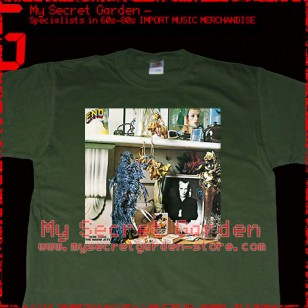 Brian Eno - Here Come The Warm Jets T Shirt