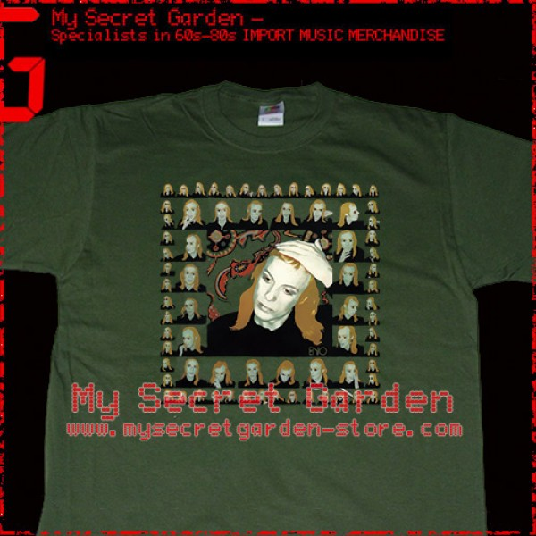 Brian Eno - Taking Tiger Mountain ( By Strategy ) T Shirt
