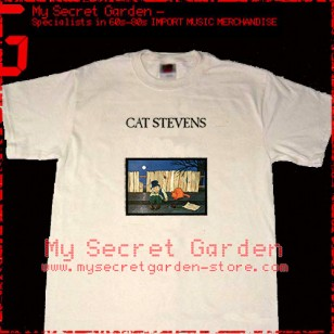Cat Stevens - Teaser And The Firecat T Shirt