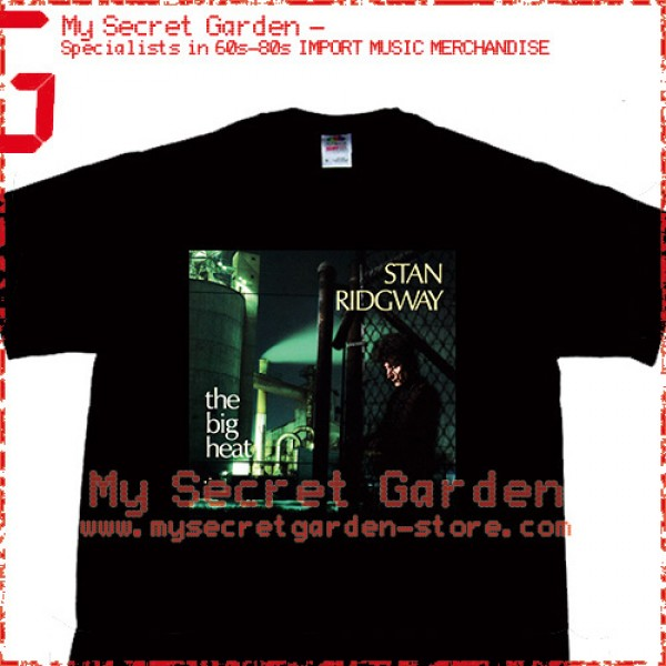 Stan Ridgway (Wall Of Voodoo ) - The Big Heat T Shirt