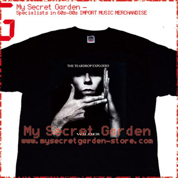 The Teardrop Explodes - Wilder T Shirt
