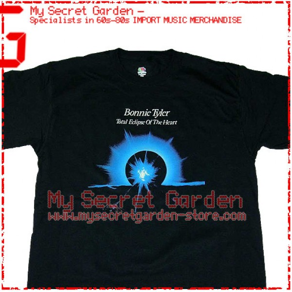 89c9635c688 Bonnie Tyler - Total Eclipse Of The Heart T Shirt
