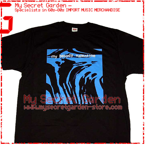 bc7dedb38f265 My Bloody Valentine - No Place To Go T Shirt